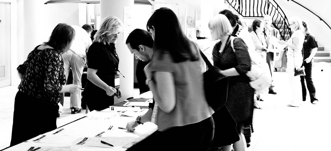 registration at an event