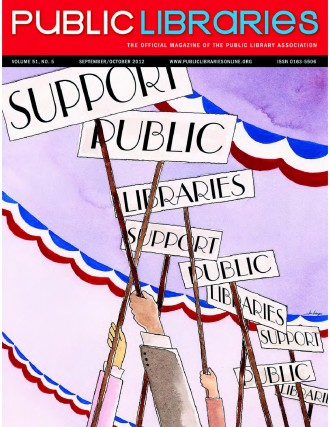 Public Libraries SeptOct12 Cover