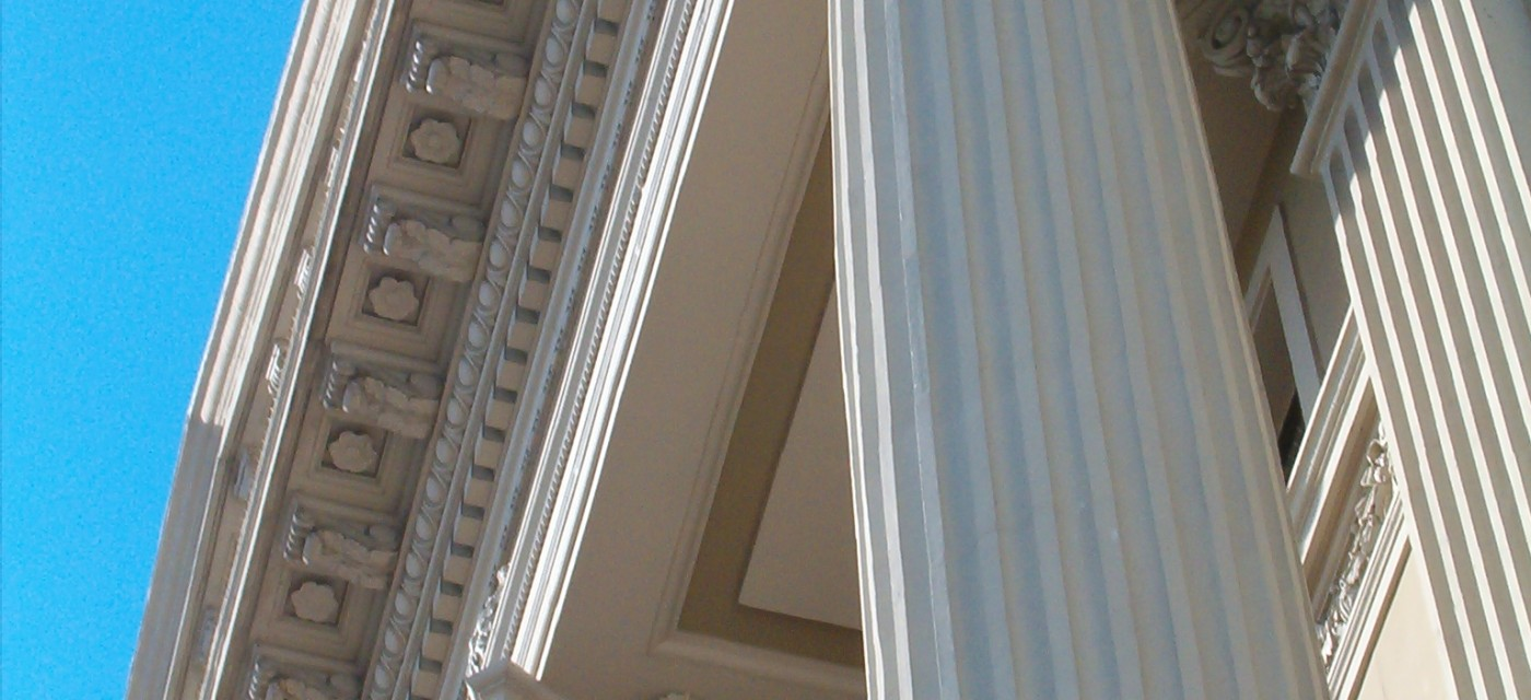 library columns