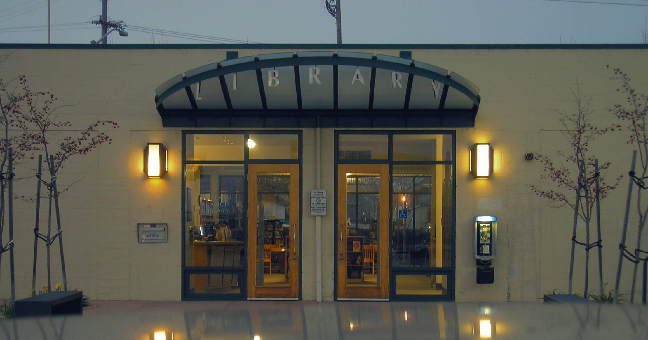 The public library in an internet age | Michigan Radio |Internet Public Library