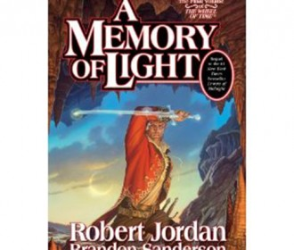 A Memory of Light Book Cover