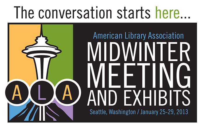 ALA 2013 Seattle Midwinter Meeting Logo