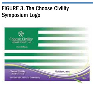 Figure 3. The Choose Civility Symposium Logo