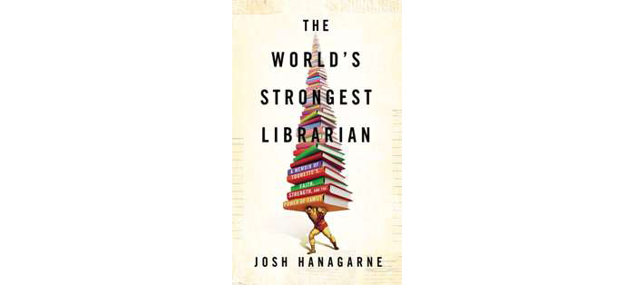 book cover The World's Strongest Librarian