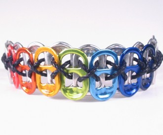 pop tab bracelet
