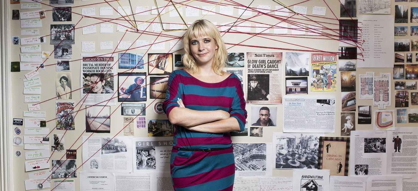 Author Photo of Lauren Beukes