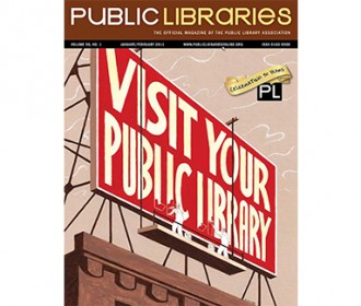 billboard visit your library