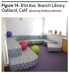 81st Ave. Branch Library, Oakland, Calif.