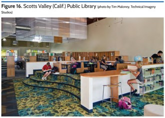 Figure 16. Scotts Valley (Calif.) Public Library