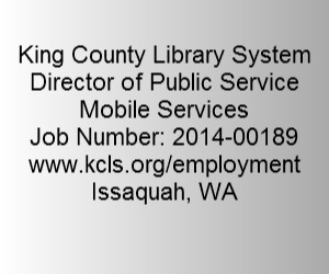 Director of Public Service Job Ad