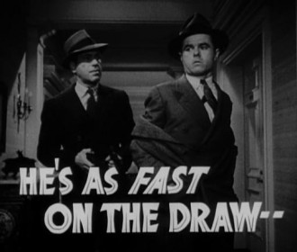 screen capture from The Maltese Falcon