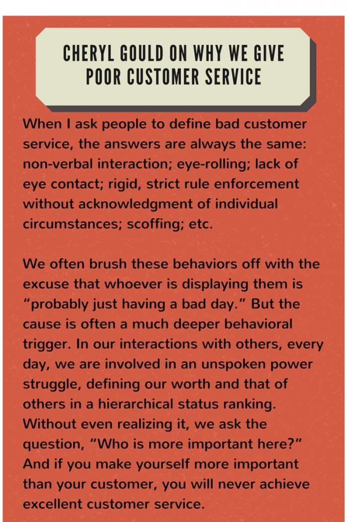 Sidebar Why We Give Poor Customer Service