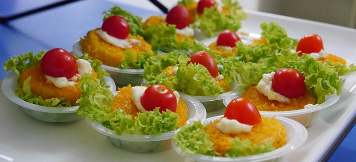 image of several small salads