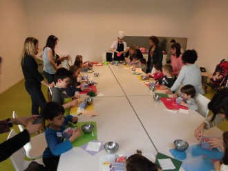 Castelldefels Children's cooking workshop