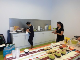 Castelldefels Mexican cooking workshop