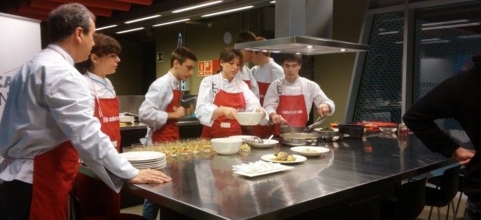 Fondo cooking workshop
