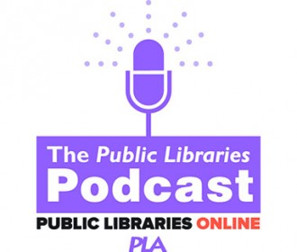 The Public Libraries Podcast logo