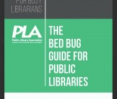 The Bed Bug Guide for Public Libraries Cover