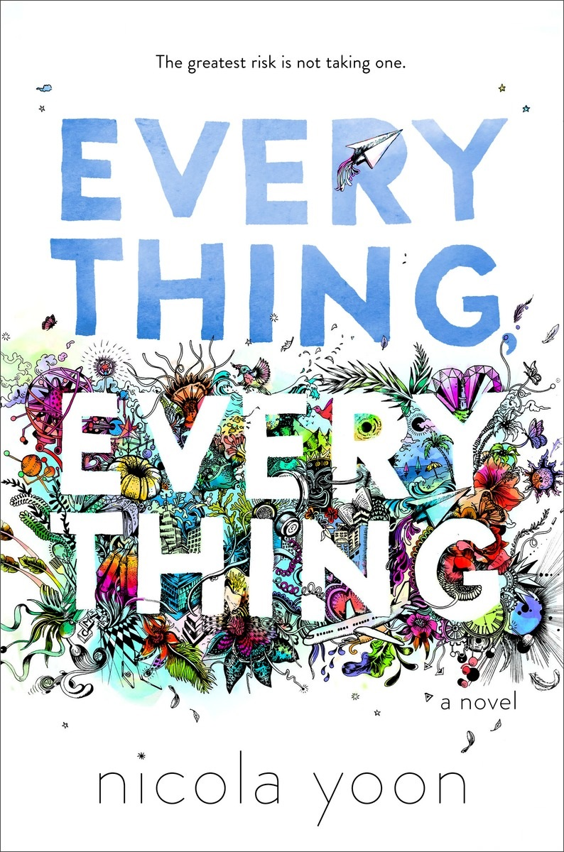 Everything Everything Book Photo