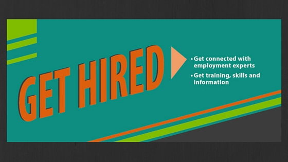 Get Hired Logo