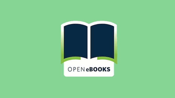 open ebooks logo