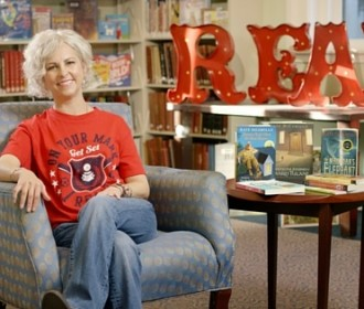 Kate DiCamillo Author Photo