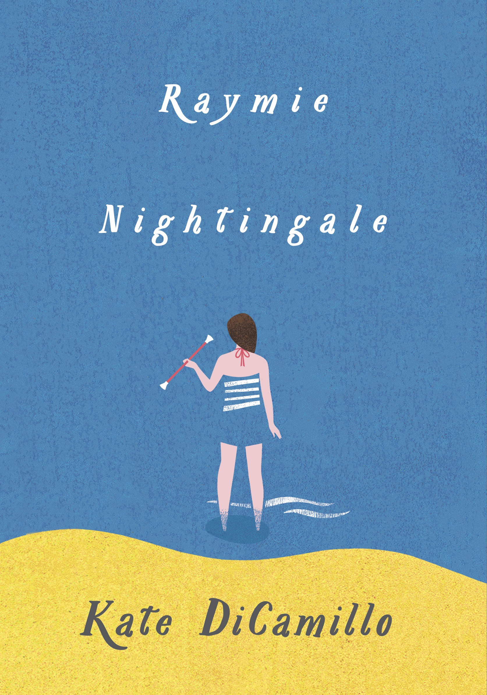 """Raymie Nightingale"" Cover Art"