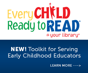 Ad for Every Child Ready to Read Early Childcare Provider Module