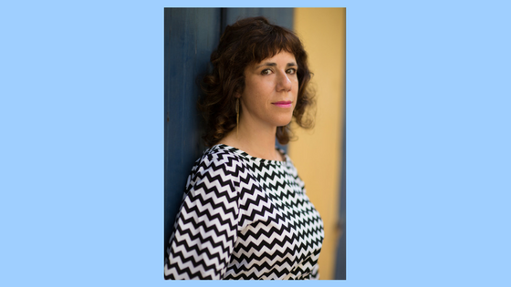 Jami Attenberg Author Photo