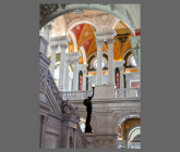 interior shot of library of congress