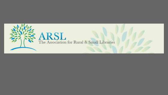 The Association for Rural and Small Libraries logo