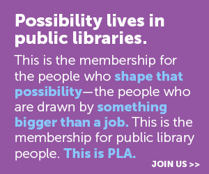 PLA Membership Advertisement