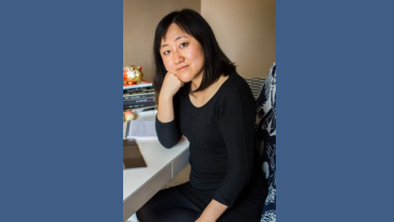 Ling Ma Author Photo