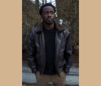Nana Kwame Adjei-Brenyah Author Photo
