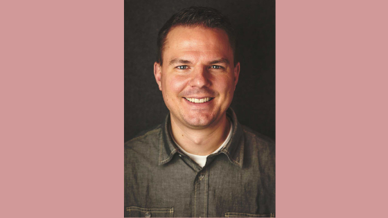 Jason Barron Author Photo