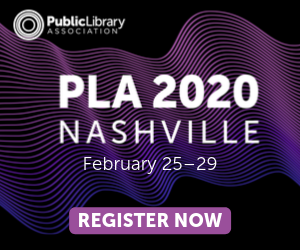 Advertisement for PLA 2020 Conference - Register Now