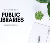 public libraries may june 2019 feature article notepad and pen