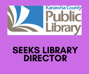 Ad for Kanawha County Public Library Director job