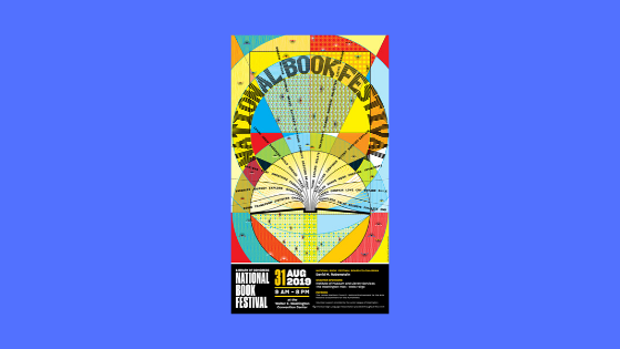 National Book Festival 2019 Poster