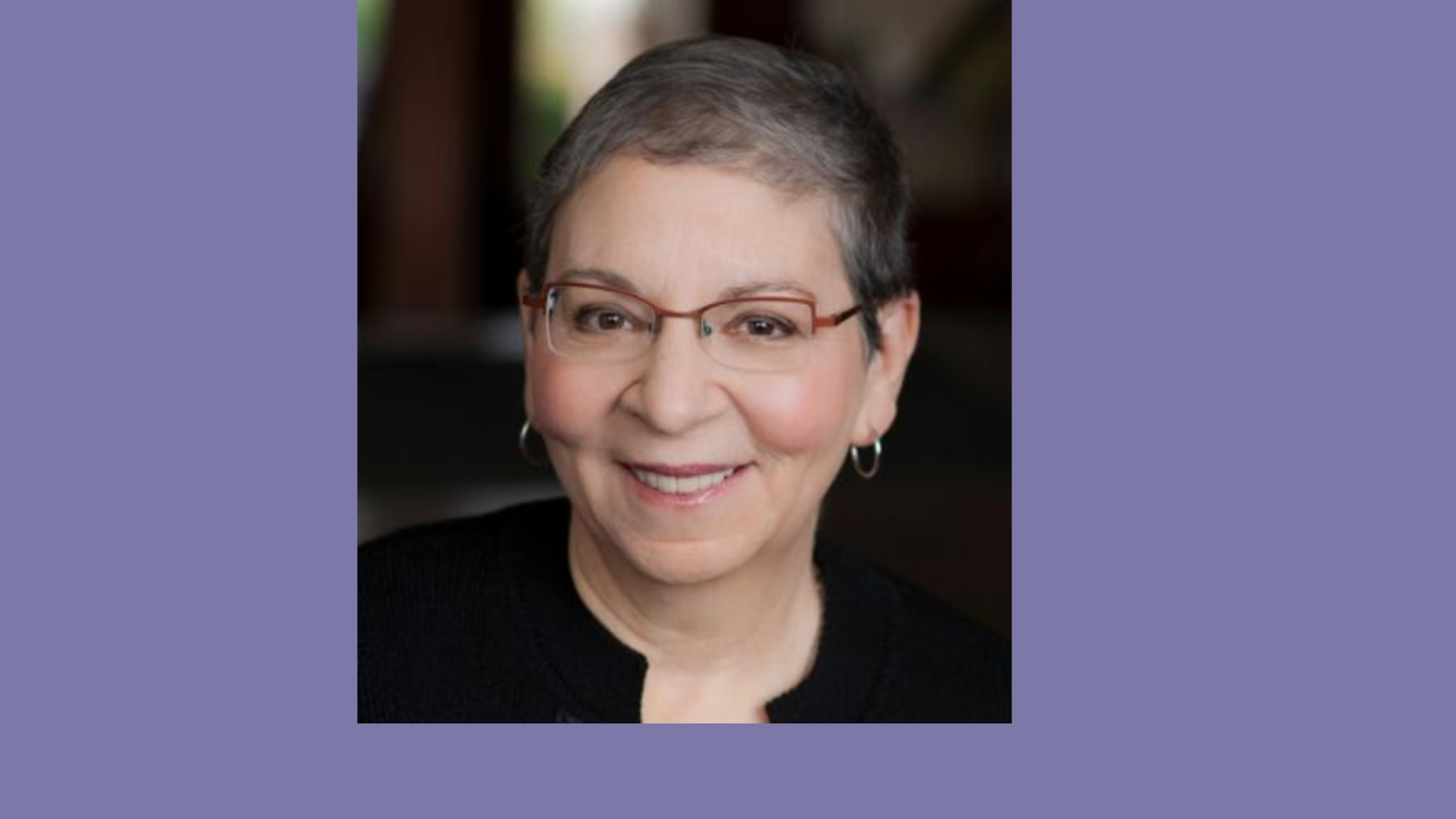 Nancy Pearl Author Photo