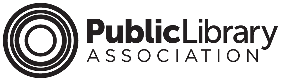 Public Library Association (PLA) logo - Celebrating 75 Years