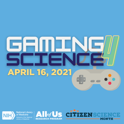 Gaming 4 Science Logo